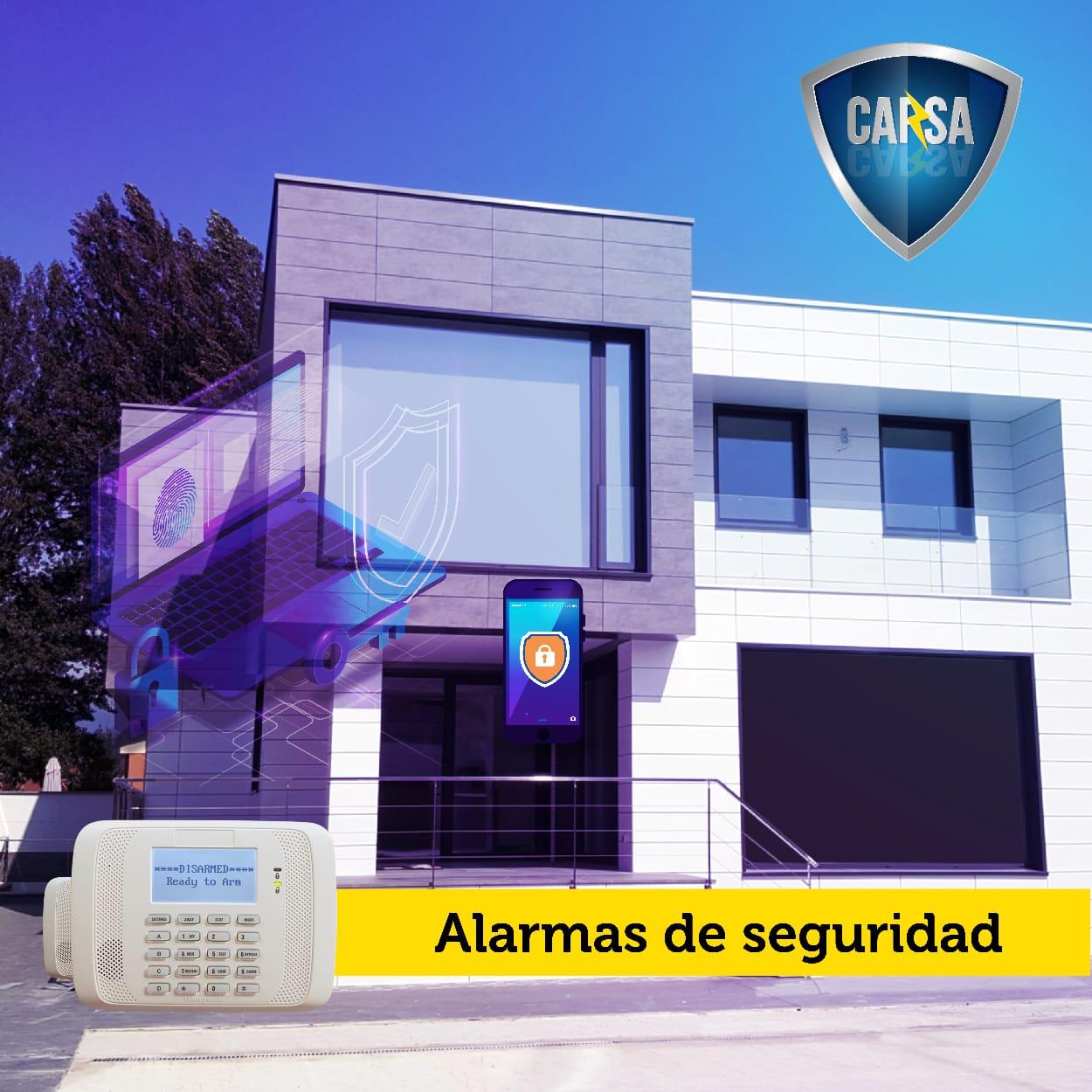 Instalacion de alarmas en Toluca y Metepec