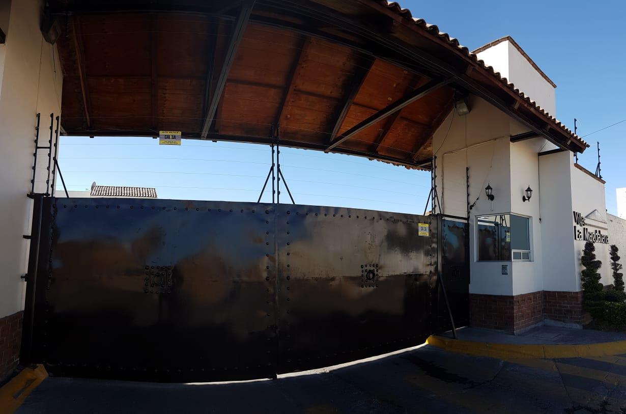 cerca electrica para fraccionamientos en Toluca