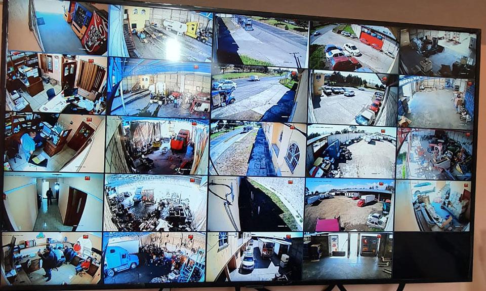 Instalación de Cámaras de Seguridad en Almoloya de Juarez